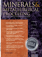 Minerals and Metallurgical Processing journal