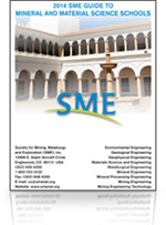 SME Guide to Mineral Schools 2014